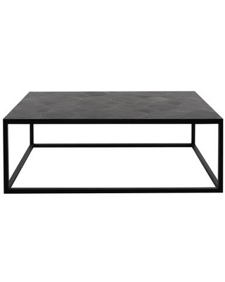 Tyle Collection VH 1009 02 Coffee Table with Iron Base - moes home collection