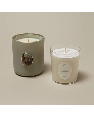SOM Scented Candle 100% Natural comes as a set with jar + insert - undefined