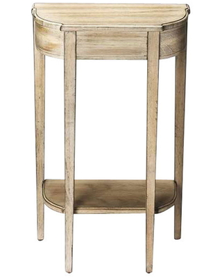 Butler Wendell Driftwood Console Table - butler specialty company