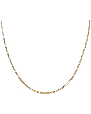 Baby Cuban Link Chain Necklace at Nordstrom - adina's jewels