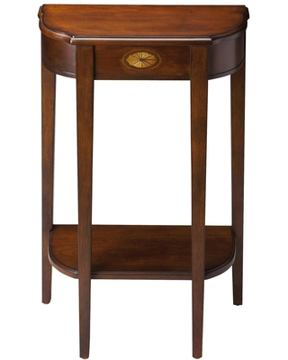 Plantation Cherry Console Table Plantation Cherry 3009024 Traditional - butler specialty company