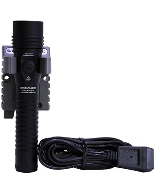 74614 Strion DS HL Rechargeable Flashlight with 12 Volt DC Charger - streamlight