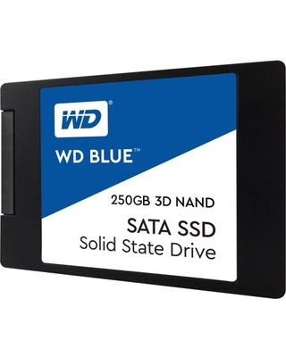 3D NAND SATA SSD Solid State Drive S250G2B0A - wd
