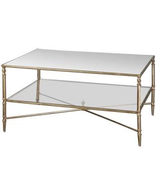 Henzler Coffee Table Henzler 24276 Traditional - uttermost
