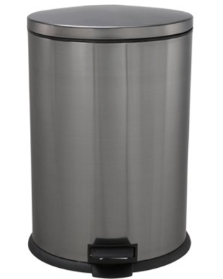 Oval Kitchen Garbage Can - better homes & gardens
