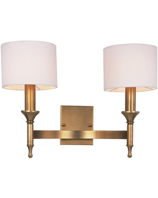 Fairmont 18 Inch Wall Sconce Fairmont 22379OMNAB Transitional - maxim lighting
