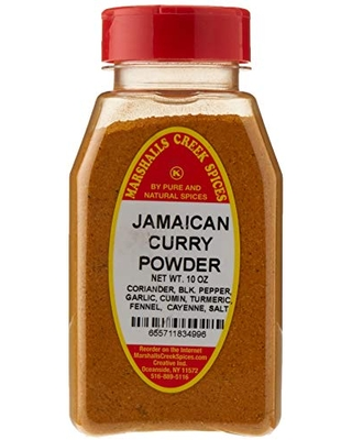 Marshall's Creek Spices New Size Marshall's Creek Spices Curry Powder Jamaican - marshall's creek spices