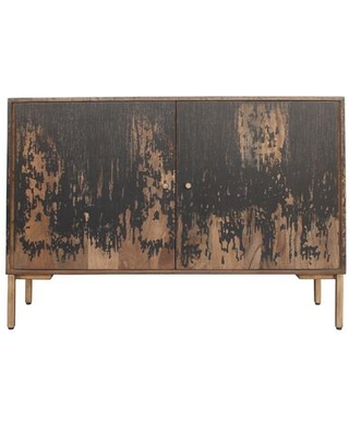 Artists Collection PP 1015 02 Sideboard with Iron Legs - moes home collection