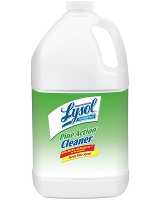 Professional All Purpose Cleaner Pine Action 36241 02814 Quill - lysol