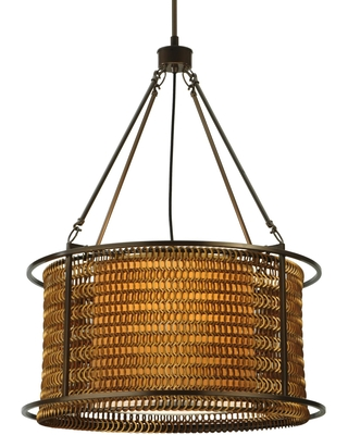 Maille 24 Inch Large Pendant Maille 128776 Transitional - meyda lighting