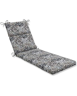 Outdoor Indoor Corinthian Driftwood Chaise Lounge Cushion - pillow perfect