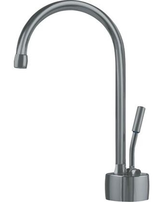 Ambient Collection DW7080C 5 GPM Deck Mounted Little Butler Cold Filtered Faucet in Satin - franke