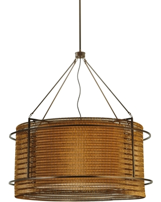 Maille 47 Inch Large Pendant Maille 128778 Transitional - meyda lighting