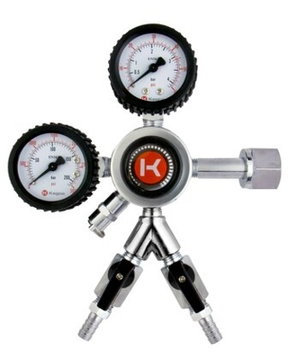 Two Product Dual Tap Full Size Kegerator - kegco
