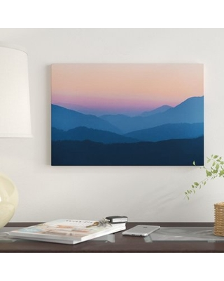 Annapurna Himalayas Nepal III' by Luke Anthony Gram Graphic Art Print on Wrapped Canvas - east urban home