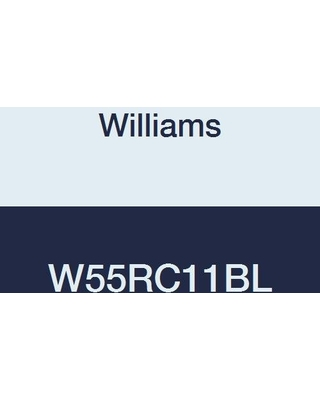 W55RC11BL 55 Inch 11 Drawer Roller Cabinet - williams