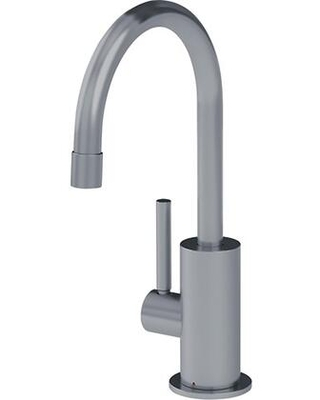 Pescara Collection LB16180 5 GPM Deck Mounted Little Butler Hot Filtered Faucet in Satin - franke