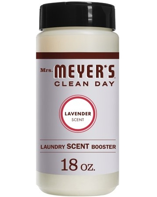 Mrs Meyer's Clean Day Laundry Scent Booster Lavender Scent - mrs. meyer's clean day