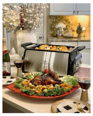 Electric Grill Non Stick Electric Grill and Panini Press - kitchen academy
