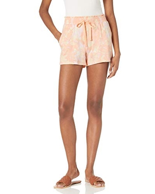 Amazon Brand Women's Supersoft Terry Standard Fit Pull on Shorts - daily ritual