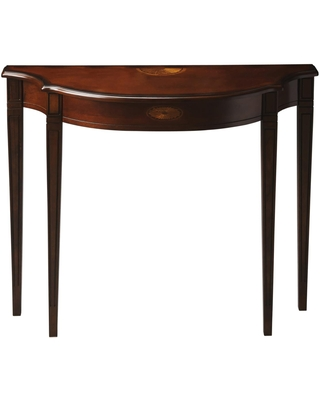 Cherry Console Table Cherry 4116024 Traditional - butler specialty company