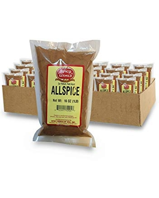 Allspice Ground Huge 1LB Value Pack - spicy world