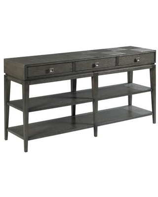 Synchronicity Collection 968 925 SOFA TABLE in Mink Sable - hammary