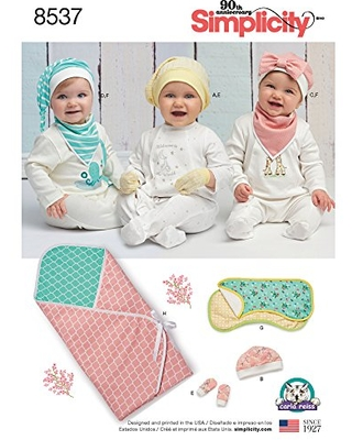 Creative Patterns Sewing Pattern Crafts - simplicity