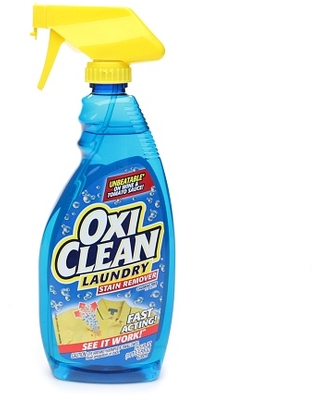Laundry Stain Remover - oxiclean