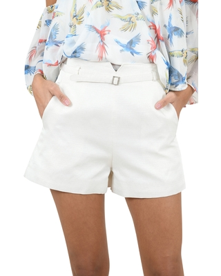 Sparkly Belted Shorts at Nordstrom - molly bracken