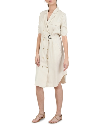 Trench Style Dress at Nordstrom - molly bracken