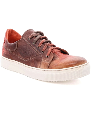 Azeli Leather Sneaker at Nordstrom - bed stu