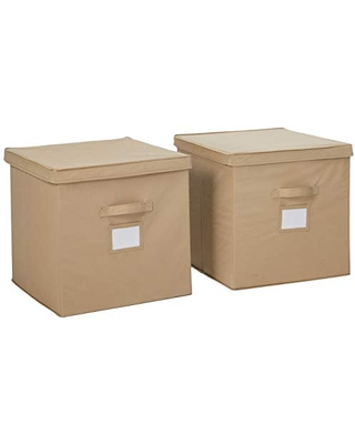 R5 CUBE2 Storage Cubes 2 Pack - origami