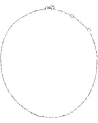 Blake Chain Choker Necklace at Nordstrom - lana jewelry