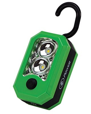W2364 123 Lumen Compact LED Work Light With Hook & Magnetic Sold as 1 Flashlight - performance tool