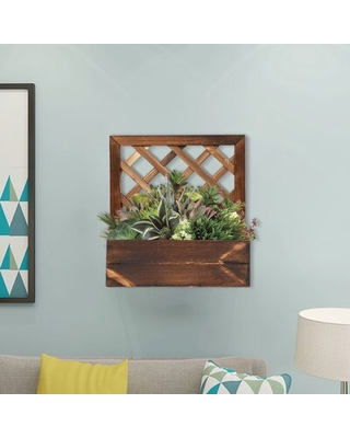 Wood Wall Planter - arlmont & co.