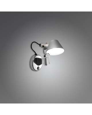 Tolomeo Micro Wall Light Spot with Switch - artemide