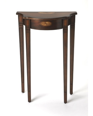 Plantation Cherry Console Table Plantation Cherry 3756024 Traditional - butler specialty company