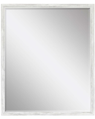 Framed Mirrors 31 in L x 25 in W Framed Wall Mirror 8268 - paragon