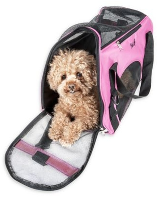 Airline Approved Altitude Force Sporty Zippered Pet Carrier - pet life llc
