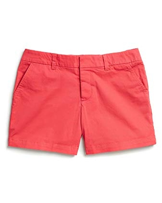 Adaptive Women's Stretch Shorts with Velcro Brand Closure and Magnetic Fly - tommy hilfiger
