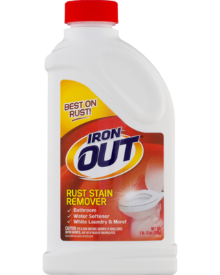Stain Remover Powder - iron out