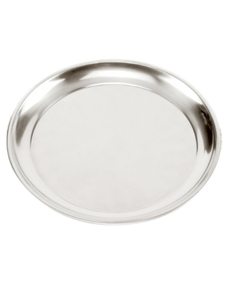 Stainless Steel Pizza Pan 13 1 2 Inch 5 Inch - norpro
