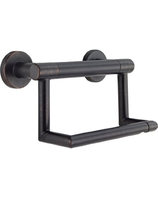 41550 RB Contemporary Tissue Holder Assist Bar inches - delta faucet