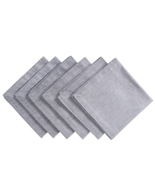 Solid Chambray Napkin 20x 100% Cotton - dii