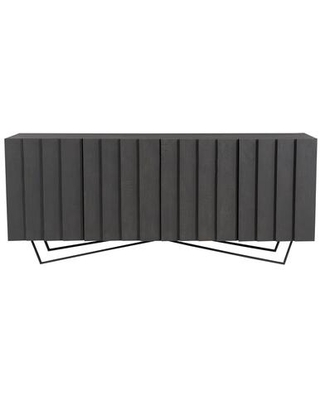 Brolio Collection RP 1008 07 Sideboard with Iron Legs - moes home collection