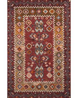 Tangier Collection 100% Wool Hand Tufted Tip Sheared Transitional Area Rug - momeni rugs