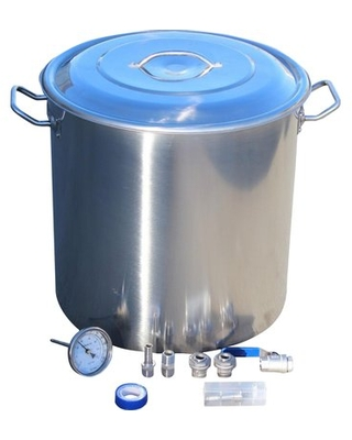 Cookware Beer Stock Pot Set with Lid - concord cookware