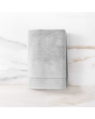 Organic Premium Spa Towel Hand Towel Frost - undefined