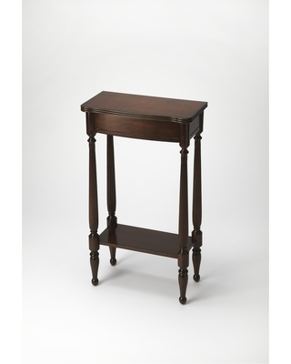 Cherry Console Table Cherry 3011024 Traditional - butler specialty company